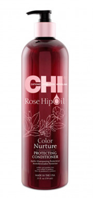 Picture of CHI Rose Hip Oil Conditioner 340 ML