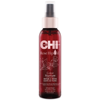 Picture of CHI ROSE HIP OIL REPAIR & SHINE LEAVE IN TONIC 118ML
