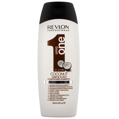 Picture of REVLON COCONUT HAIR & SCALP CONDITIONING SHAMPOO 300ML