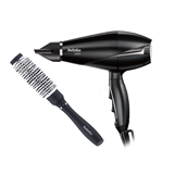 Show details for Babyliss Hair dryer  Le Pro Light + brush / 2000W