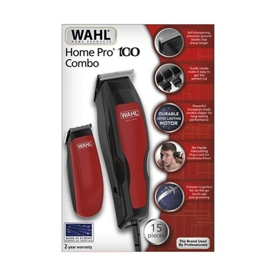 Picture of WAHL Hair clipper + trimmer Homepro Combo