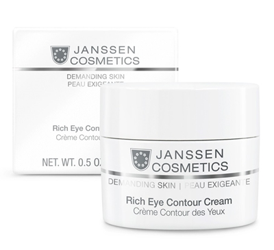Picture of JANSSEN RICH EYE CONTOUR CREM 15 ML