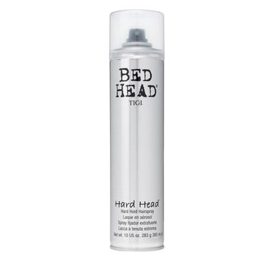 Picture of TIGI BED HEAD HARD HEAD HAIRSPRAY 385 ML