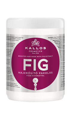 Picture of KALLOS COSMETICS FIG HAIR MASK 1000 ML