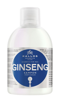 Picture of KJMN Ginseng shampoo for men 1000 ml