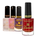 Show details for Frenchi Nail Strengthener lacquer 11 ml.  - 150 colors