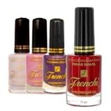 Vairāk informācijas par Frenchi Nail Strengthener lacquer 11 ml.  - 150 colors