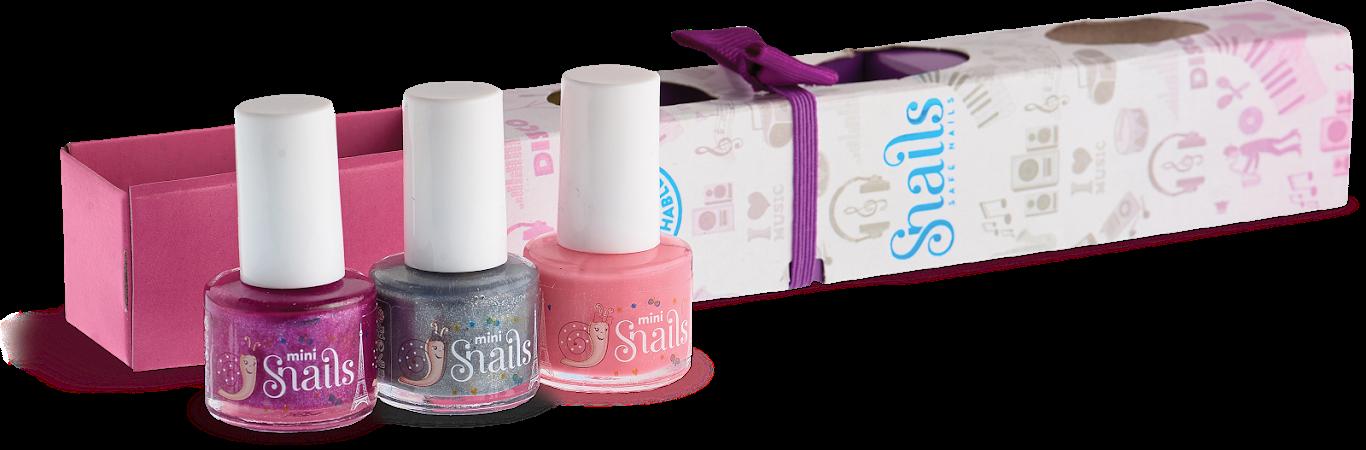 Nyx Nail Polish Kit