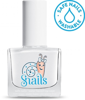 Picture of SNAILS NAIL POLISH TOP COAT FOR KIDS 10.5 ML