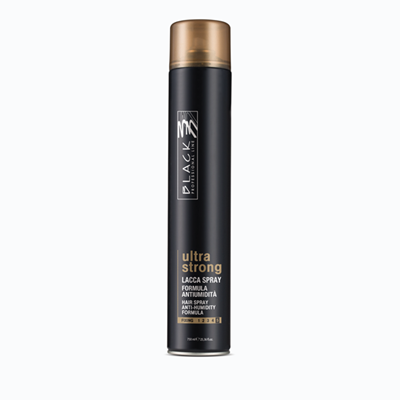 Picture of Balck Ultra Strong Hairspray 750 ml.