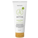 Show details for KEMON ACTYVA NUOVA FIBRA  HAIR MASK 200 ML