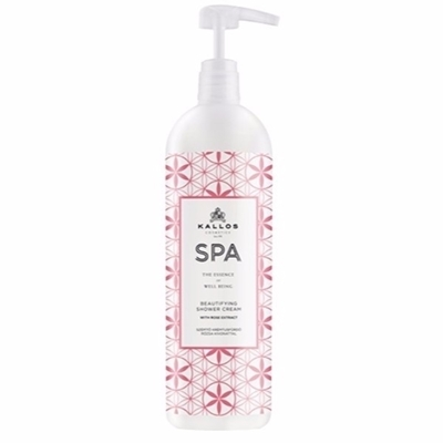 Picture of KALLOS SPA BEAUTIFYING SHOWER CREAM 1000 ML