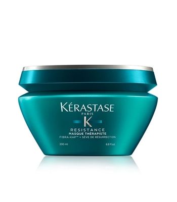 Picture of KERASTASE RESISTANCE MASQUE THERAPISTE 200ML