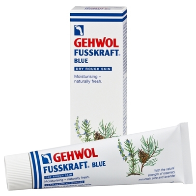 Picture of GEHWOL FUSSKRAFT BLUE 125 ML