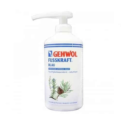 Picture of GEHWOL FUSSKRAFT BLUE 500 ML