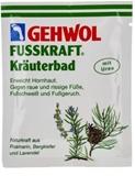 Vairāk informācijas par GEHWOL FUSSKRAFT HERBAL BATH 20 GR