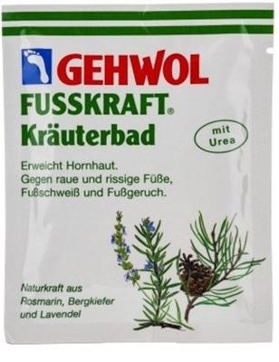 Picture of GEHWOL FUSSKRAFT HERBAL BATH 20 GR
