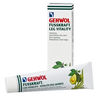 Picture of GEHWOL FUSSKRAFT LEG VITALITY 125 ML
