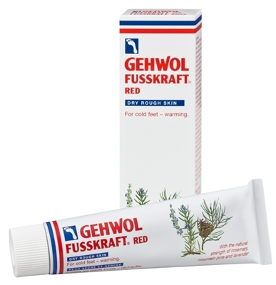 Picture of GEHWOL Fusskraft Red 125ml