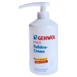 Показать информацию о GEHWOL MED DEODORANT FOOT CREAM 500 ml