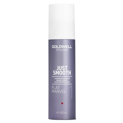 Picture of GOLDWELL STYLESING JUST SMOOTH FLAT MARVEL 100 ML