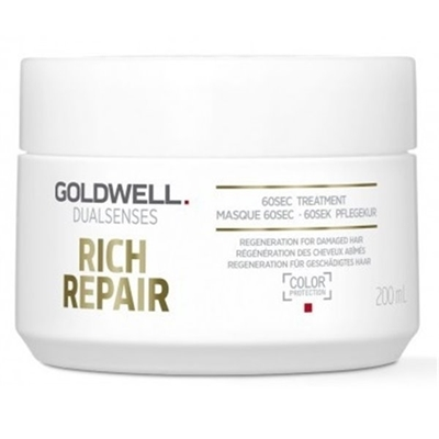 Picture of Goldwell Dualsenses Rich Repair 60sec mask 200 ml
