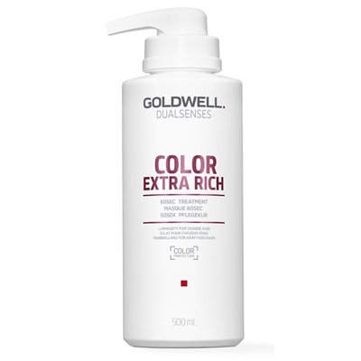 Picture of Goldwell Dualsenses Color Extra Rich 60sec treatment 500 ml
