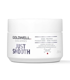 Показать информацию о Goldwell Dualsenses Just Smooth 60sec treatment 200 ml