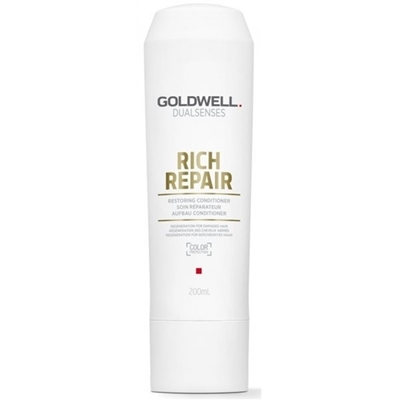 Picture of GOLDWELL DUALSENSES RICH REPAIR RESTORING CONDITIONER 200 ml