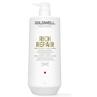 Picture of GOLDWELL DS RICH REPAIR CREAM SHAMPOO 1000 ml
