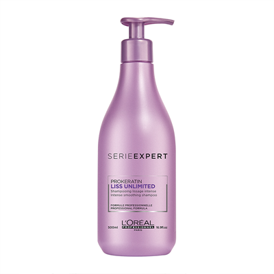 Picture of L`OREAL PROFESSIONNEL SE LISS UNLIMITED SHAMPOO 500 ML