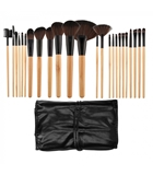 Показать информацию о TOOLS FOR BEAUTY SET OF 24 MAKE-UP BRUSHES