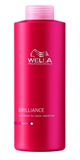 Показать информацию о Wella professionals Brilliance Conditioner for Coarse Colored Hair 1000 ml