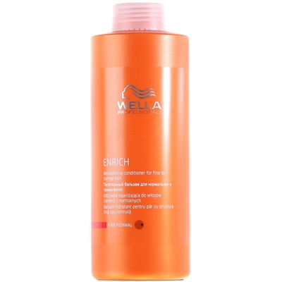 Picture of Wella professionals Enrich Moisturizing Conditioner for Fine Hair 1000 ml