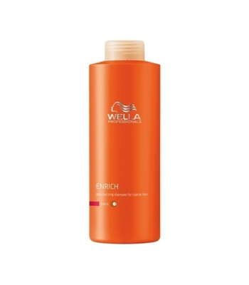 Picture of WELLA PROFESSIONALS ENRICH MOISTURIZING SHAMPOO FOR COARSE HAIR 1000 ML