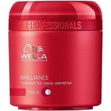 Show details for WELLA PROFESSIONALS BRILLIANCE MASK FOR COARSE COLORED HAIR 150 ml