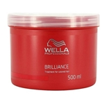 Show details for Wella professionals Brilliance Mask for Fine Colored Hair 500 ml