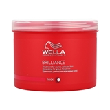Show details for Wella professionals Brilliance Mask for Coarse Colored Hair 500 ml