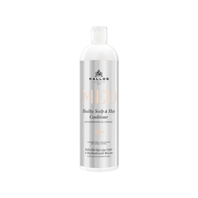 Picture of KALLOS COSMETICS MED HEALTHY SCALP & HAIR CONDITIONER 500 ML