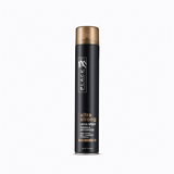 Показать информацию о Black, Ultra Strong Hairspray. 500 ml.