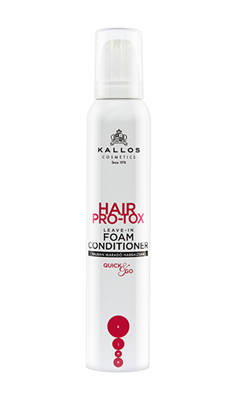 Picture of KALLOS HAIR PRO-TOX LEAVE-IN FOAM CONDITIONER 200 ML