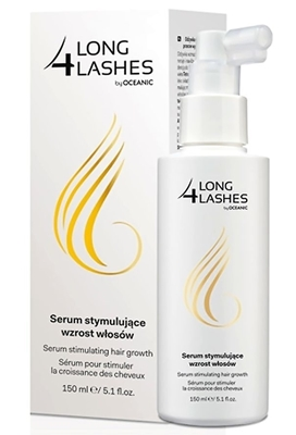 Picture of LONG 4 LASHES HAIR GROWTH STIMULATING SERUM 150 ML