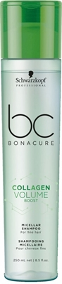 Picture of SCHWARZKOPF COLLAGEN VOLUME BOOST MICELLAR SHAMPOO 250 ML