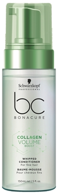 Picture of SCHWARZKOPF COLLAGEN VOLUME BOOST WHIPPED CONDITIONER 150 ML