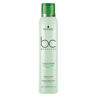 Picture of SCHWARZKOPF COLLAGEN VOLUME BOOST PERFECT FOAM 200 ML