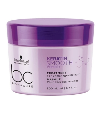 Picture of SCHWARZKOPF BC KERATIN SMOOTH TREATMENT 200 ML