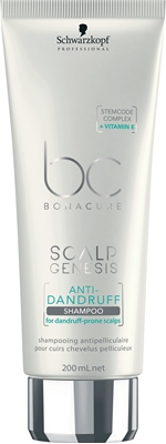 Picture of SCHWARZKOPF BC SCALP GENESIS ANTI -DANDRUFF SHAMPOO 200 ML