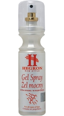 Picture of HEGRON GEL SPRAY EXTRA STRONG SPRAY 150 ML