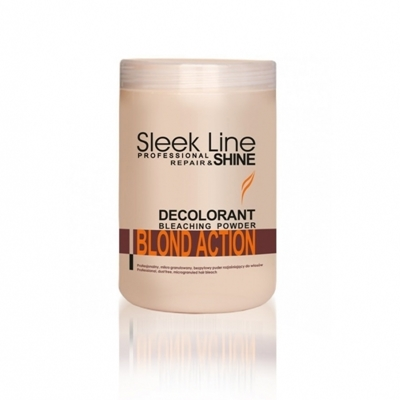 Picture of STAPIZ SLEEK LINE BLOND ACTION BLEACHING POWER 500 G