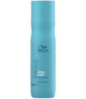 Picture of WELLA PROFESSIONALS INVIGO AQUA PURE SHAMPOO 250 ML